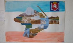 Рисунки о Крыме