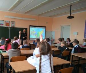 Встречи с кураторами кадетского класса